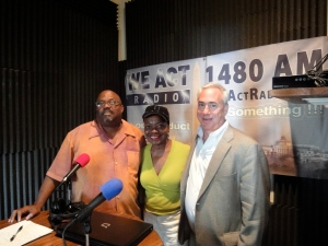 T. Byrd, Elizabeth (Liz) Davis, Matthew Frumin on June 6 Education Town Hall