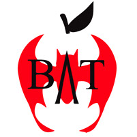 One of the downloadable logos available at badassteacher.org
