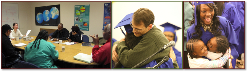 photo collage: Academy of Hope