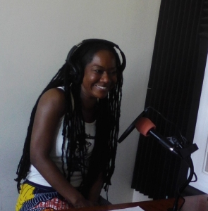 Ateya Ball-Lacy on We Act Radio, May 7, 2015