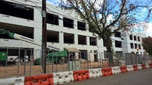 "photo: Peter MacPherson, DC's Duke Ellington SHS ""renovations"""