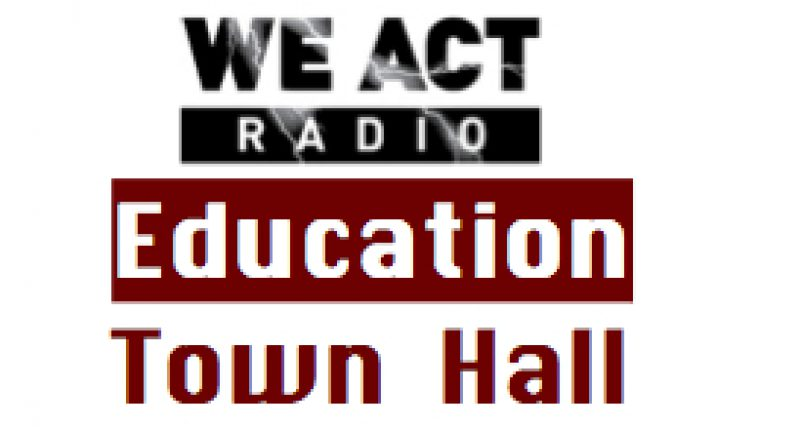 Education Town Hall Forum