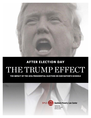 Trump Effect report